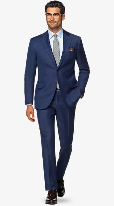 Suit_Mid_Blue_Plain_Napoli_P5181ITAH