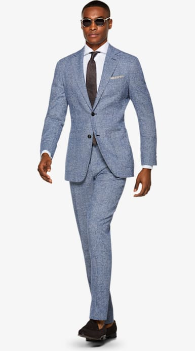 Suit_Blue_Check_Havana_P5431I