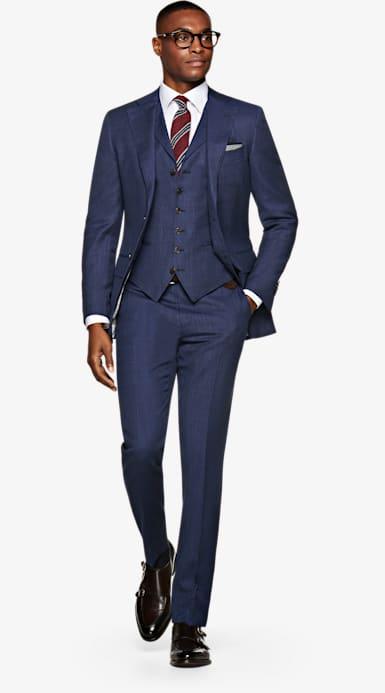 Suit_Navy_Plain_Lazio_P5470I