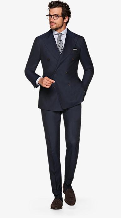 Suit_Navy_Plain_Havana_P5567I