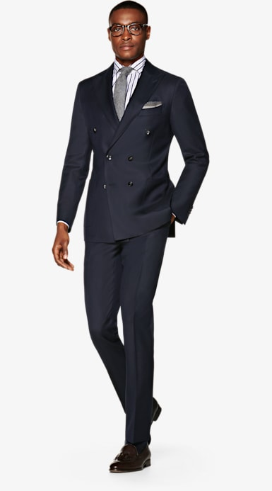 Suit_Navy_Plain_Havana_P5574I