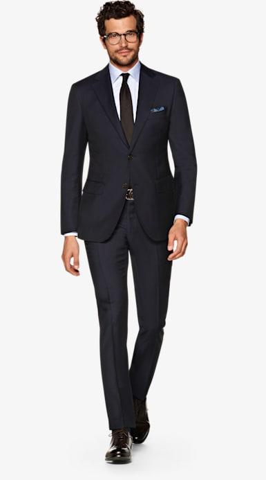 Suit_Navy_Basket_weave_Napoli_P5576I