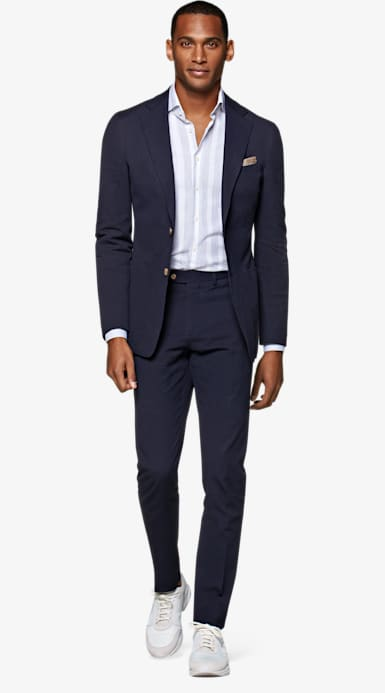Suit_Navy_Plain_Havana_P5764I