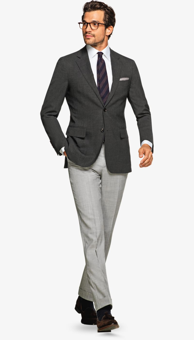 Jacket_Dark_Grey_Plain_Havana_C4766I