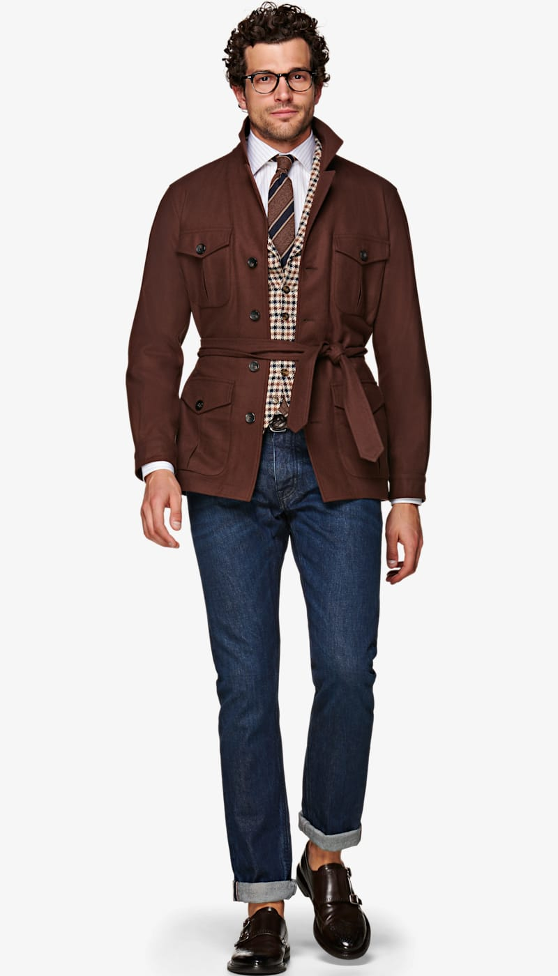 Jacket_Brown_Plain_Sahara_W190221I