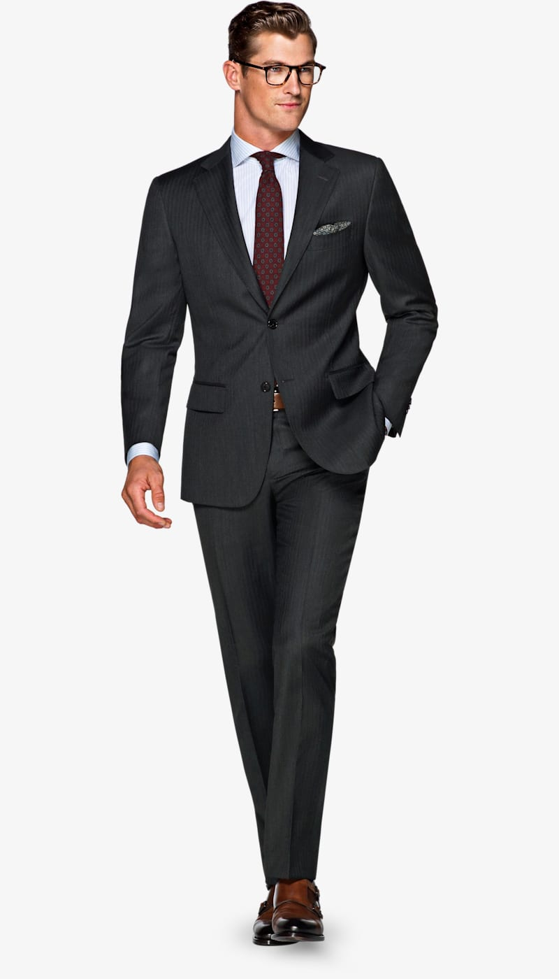Suit_Dark_Grey_Herringbone_Napoli_P5000I