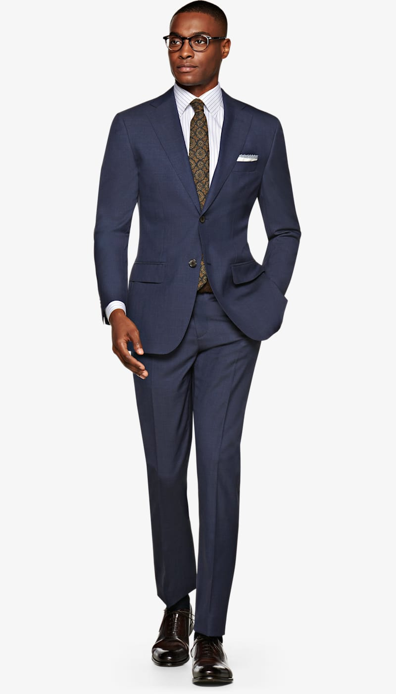 Suit_Mid_Blue_Plain_Napoli_P5118I