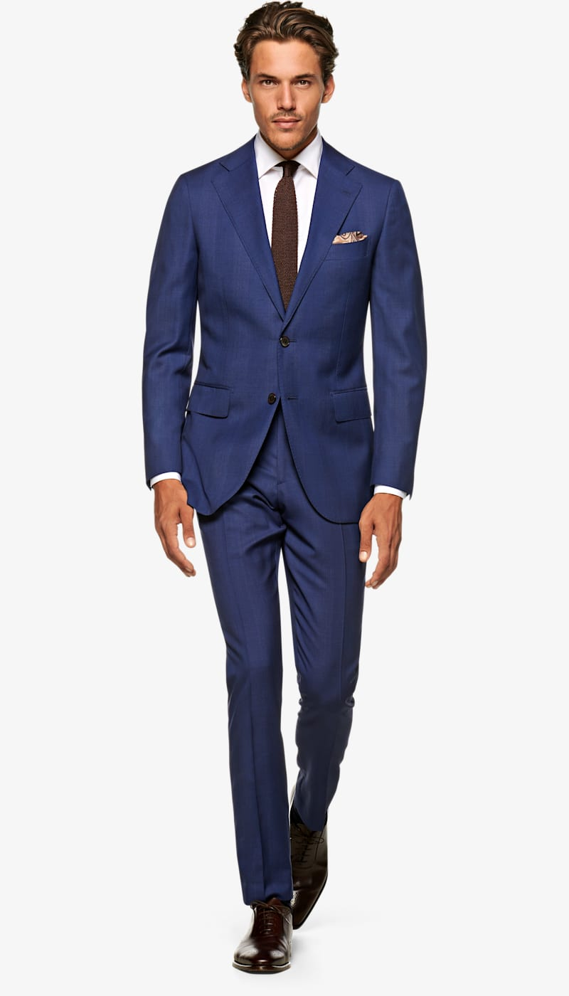 Suit_Mid_Blue_Check_Lazio_P5301I