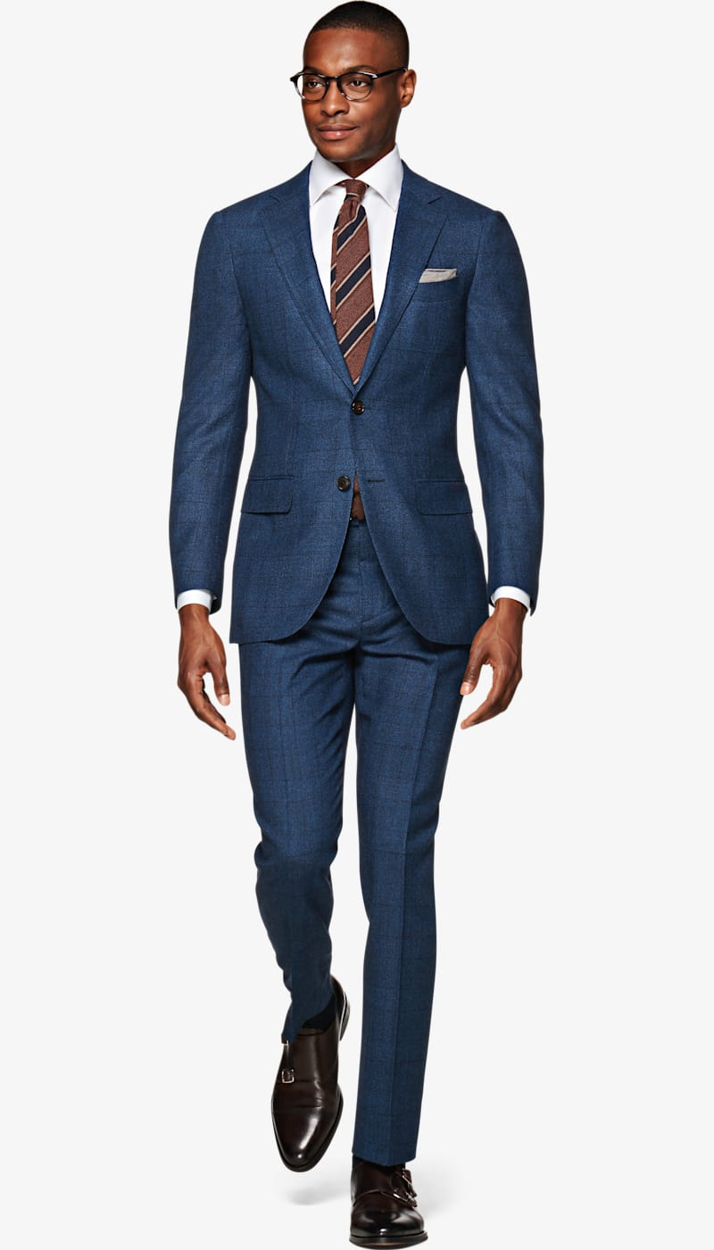 Suit_Mid_Blue_Check_Sienna_P5515I