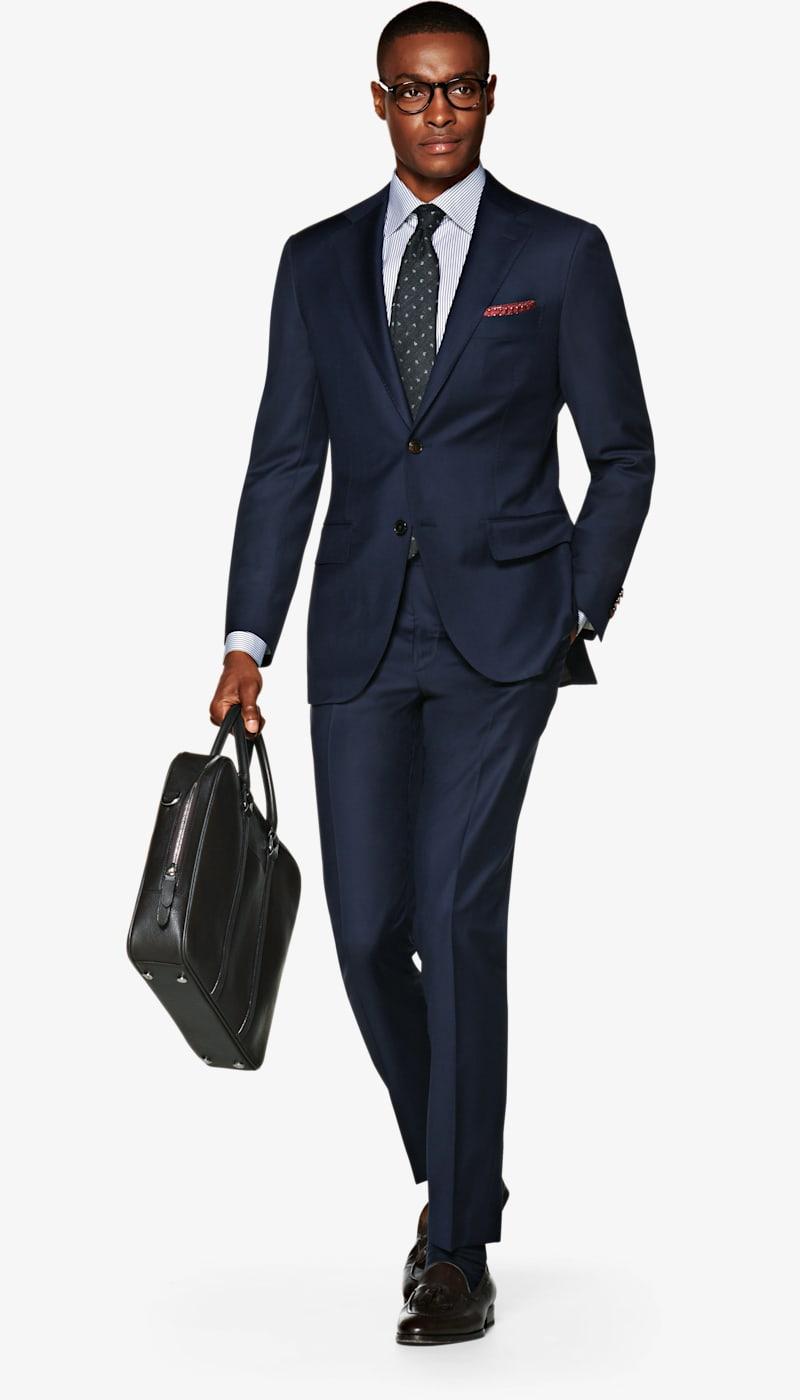 Suit_Navy_Plain_La_Spalla_P5526I