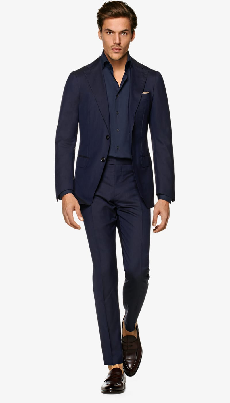 Suit_Navy_Plain_Havana_P5654
