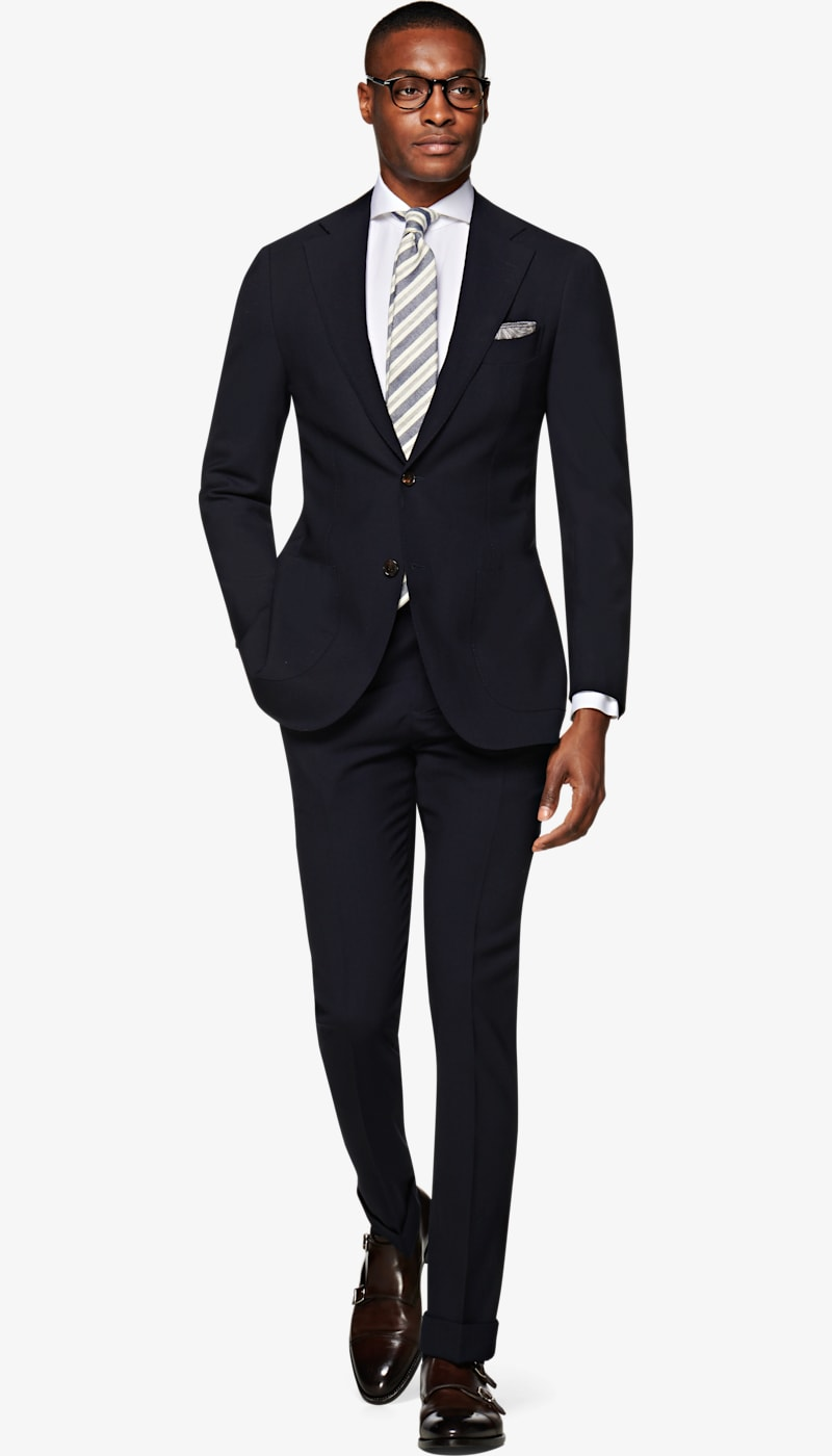Suit_Navy_Plain_Jort_P5919I