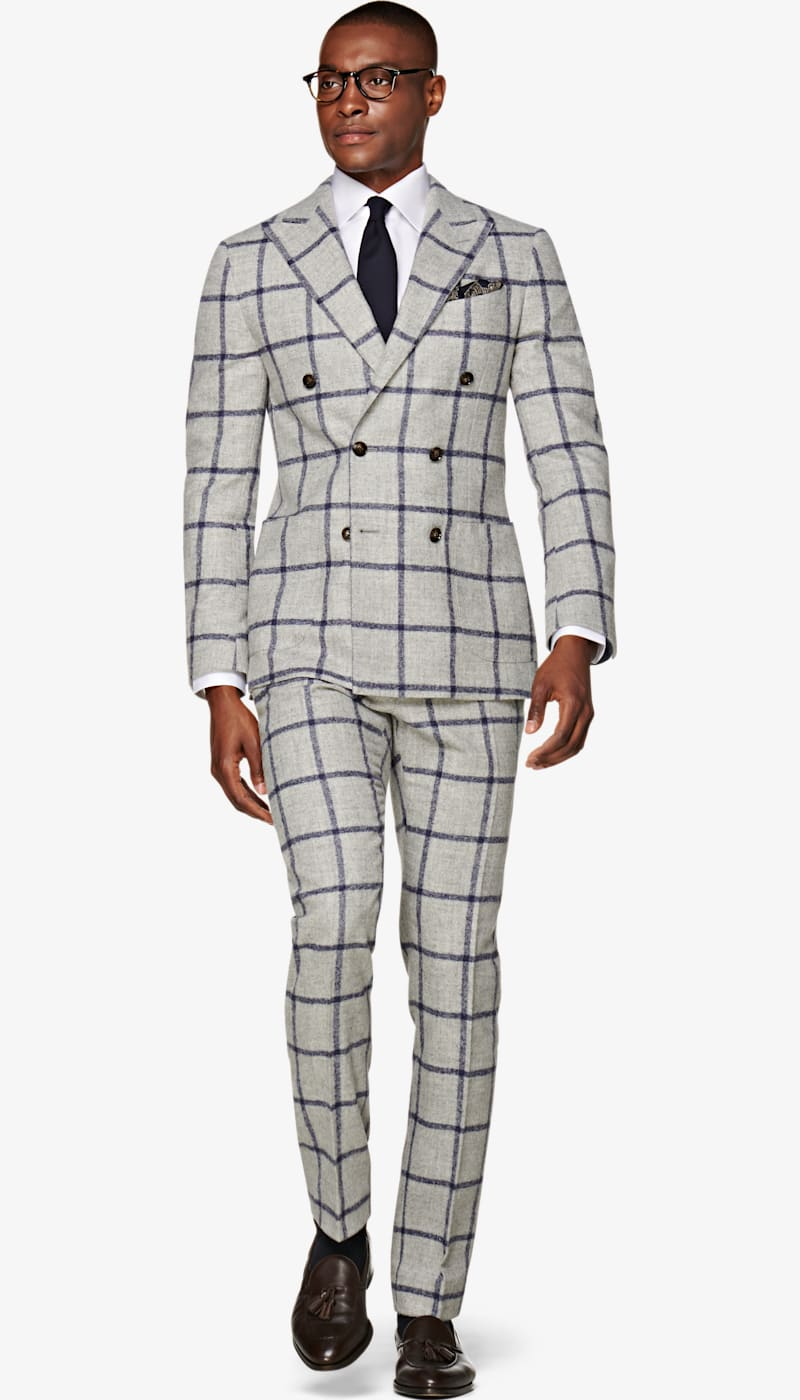 Suit_Grey_Check_Havana_P5935I