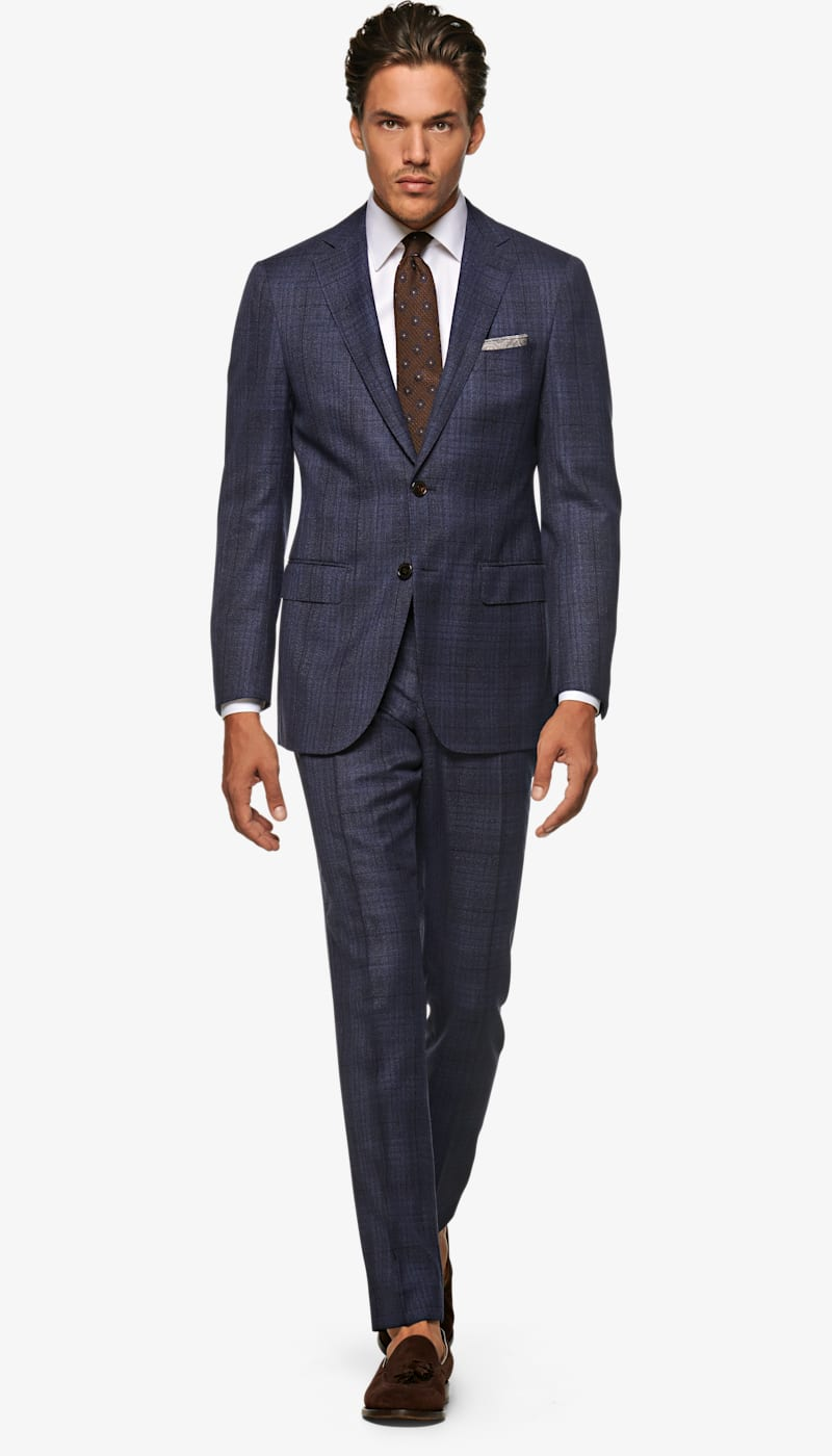 Suit_Mid_Blue_Check_Sienna_P5949I