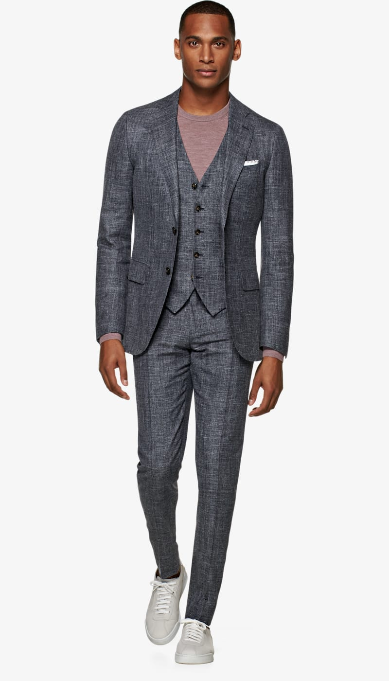 Suit_Mid_Grey_Plain_Lazio_P6028I