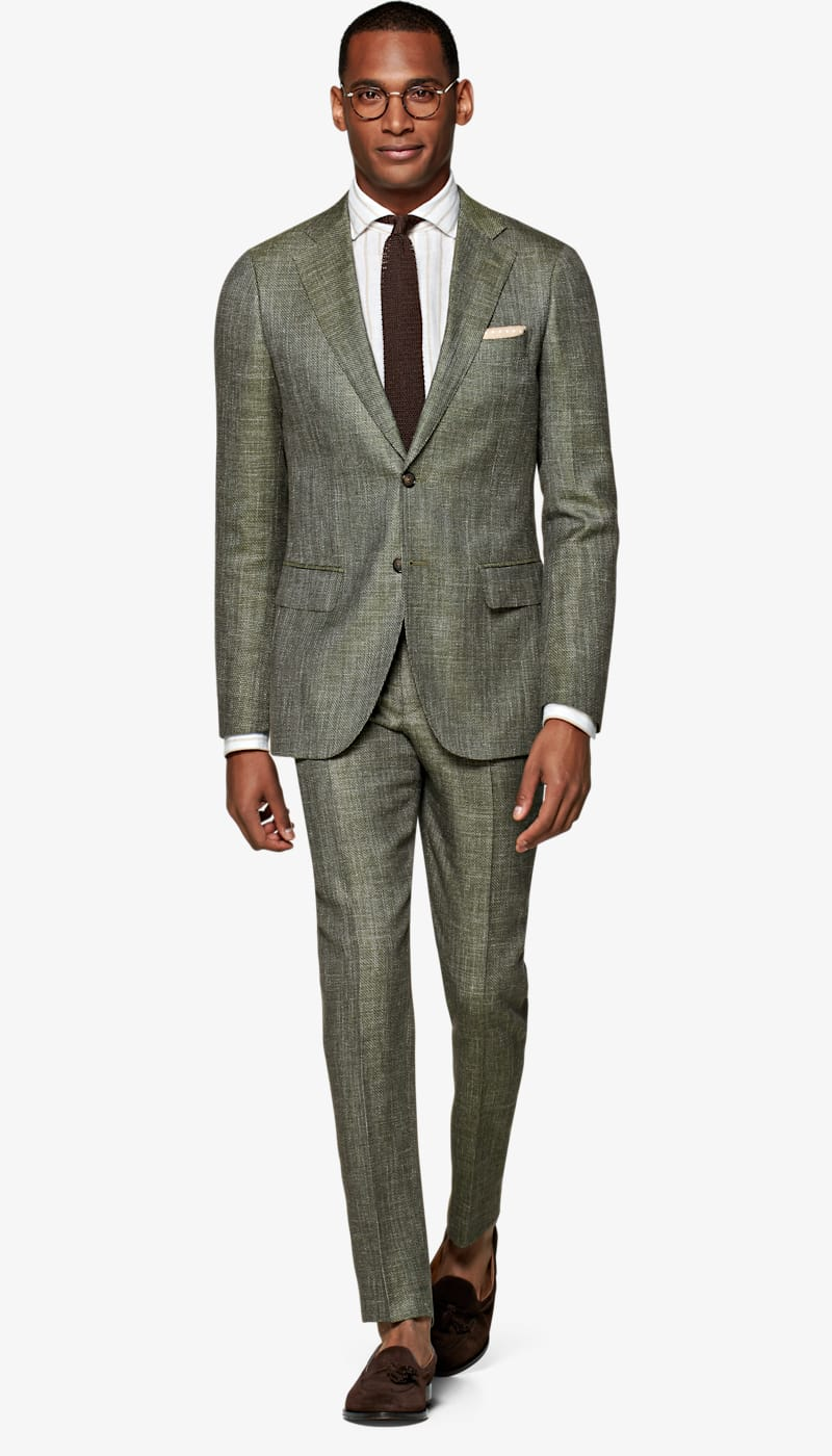 Suit_Green_Plain_Lazio_P6056I