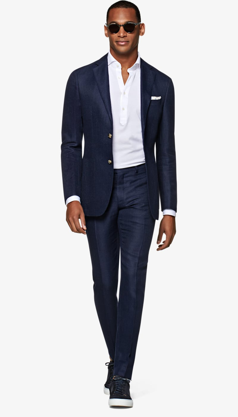 Suit_Navy_Plain_Havana_P6077I