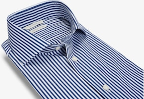 Navy_Stripe_Shirt_Single_Cuff_H6051U