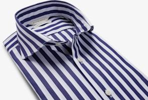 Navy_Stripe_Shirt_Single_Cuff_H6148ESF