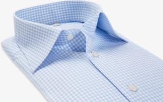 Light_Blue_Check_Traveller_Shirt_Single_Cuff_H9023U