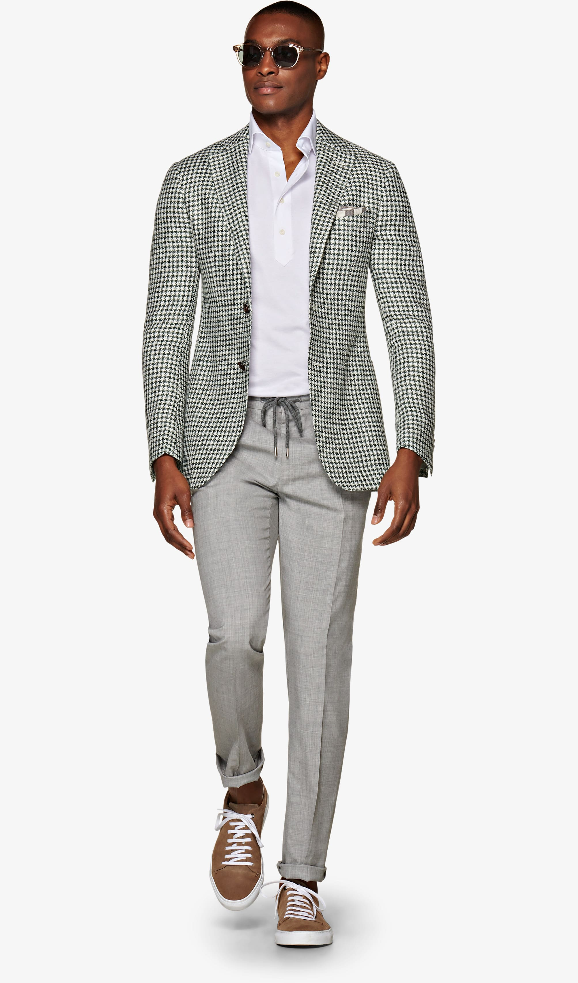 Jacket_Green_Houndstooth_Havana_C1326I