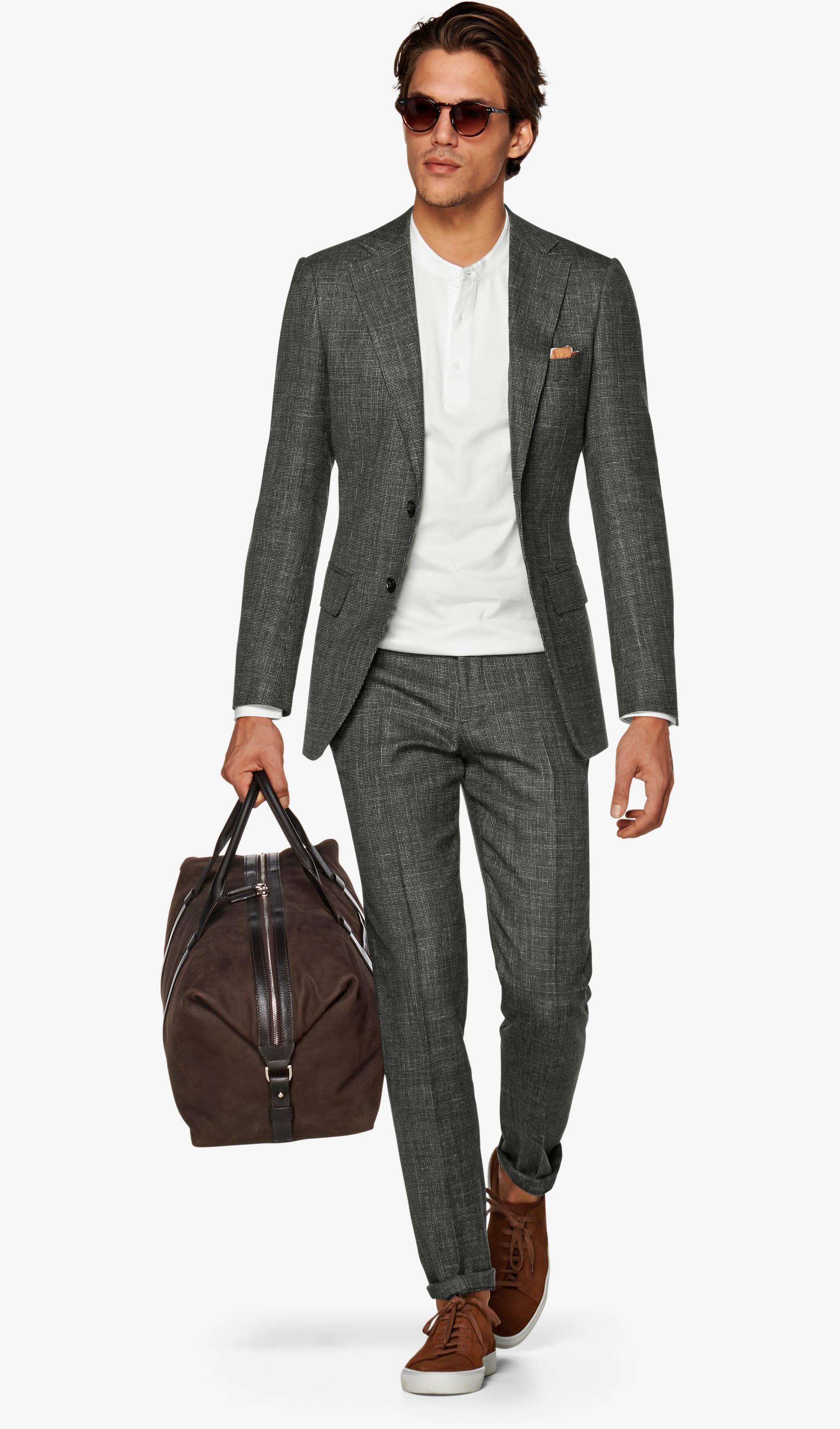 Suit_Green_Plain_Lazio_P5732I