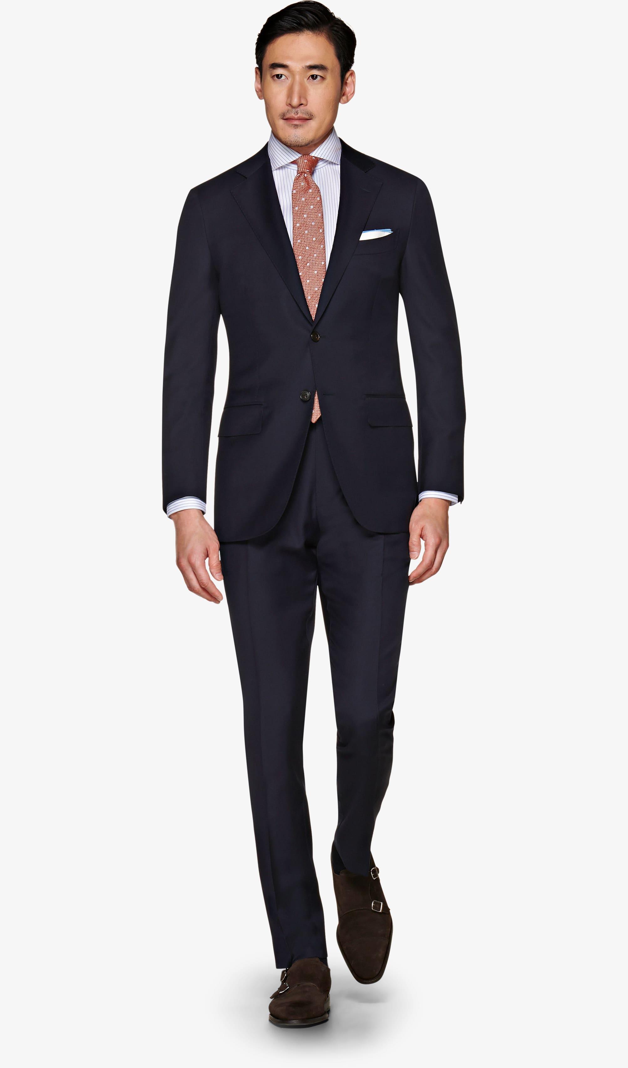 Suit_Blue_Plain_La_Spalla_P5785I