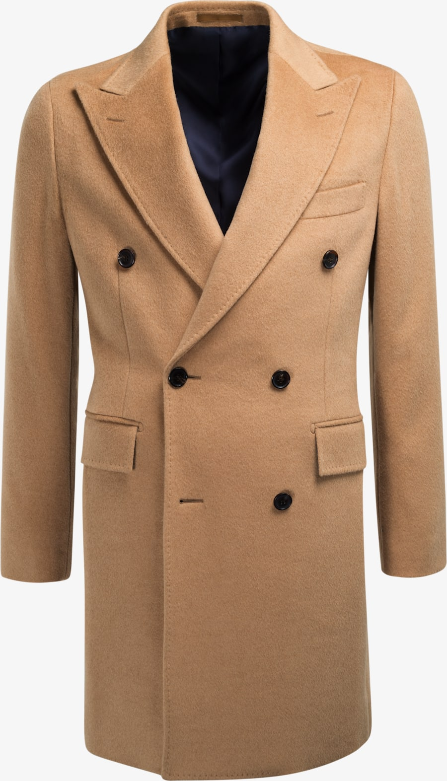Suitsupply camel coat