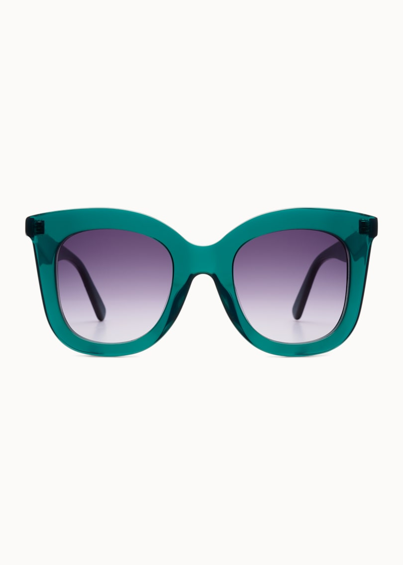 Petrol Square Sunglasses