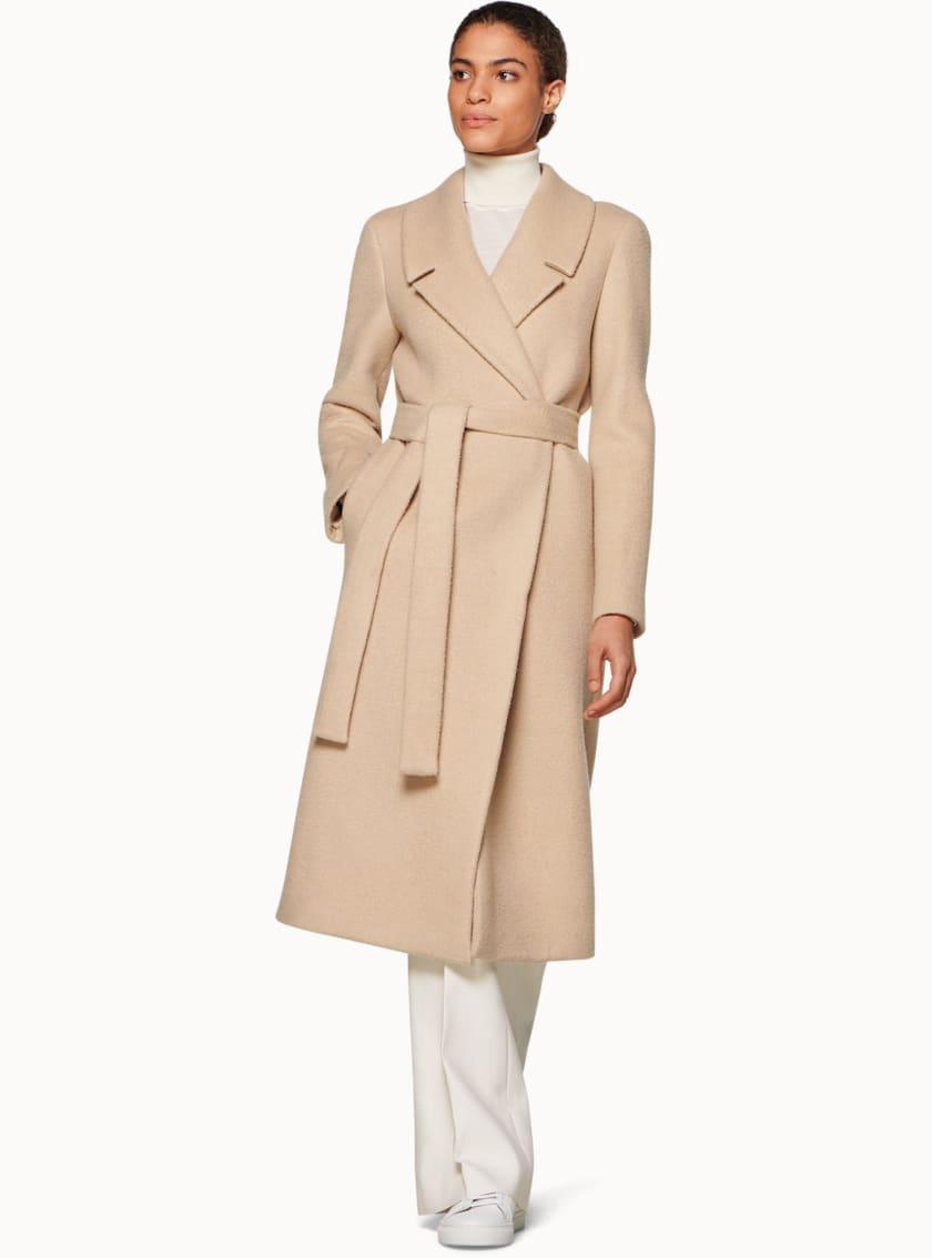 Blake Camel Plain Coat