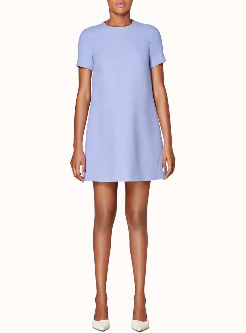 Breeze Violet  Dress