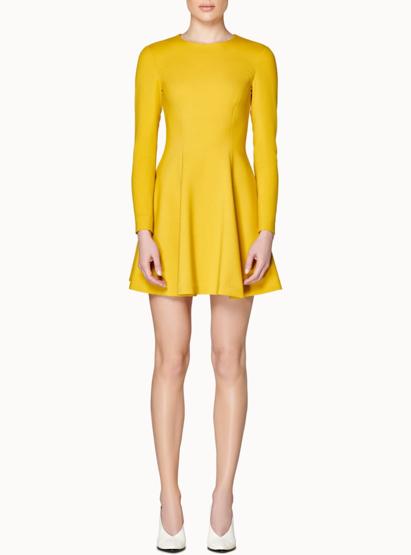 Alton Yellow  Dress
