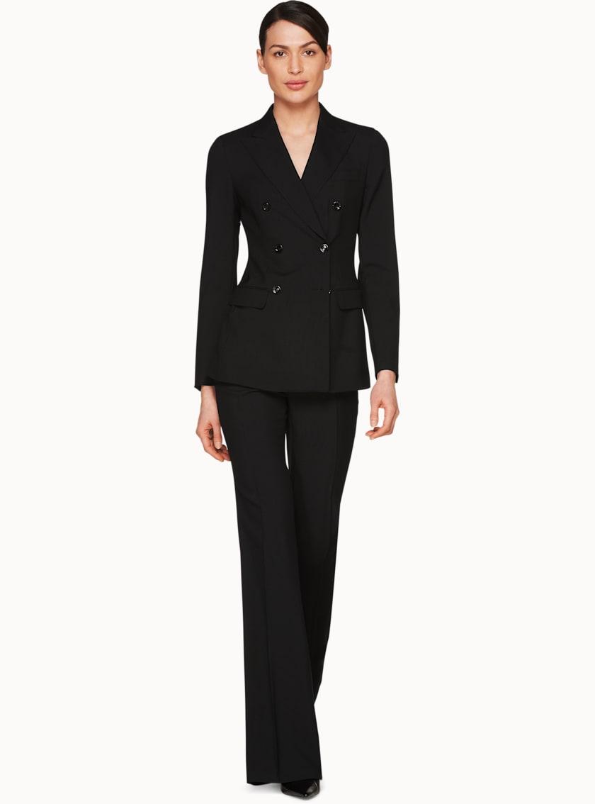 Cameron Black Suit