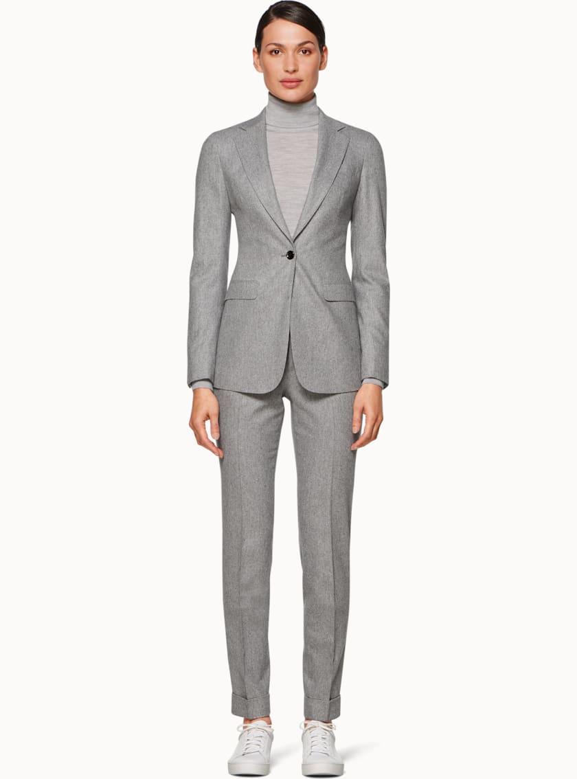 Cameron Light Grey Suit