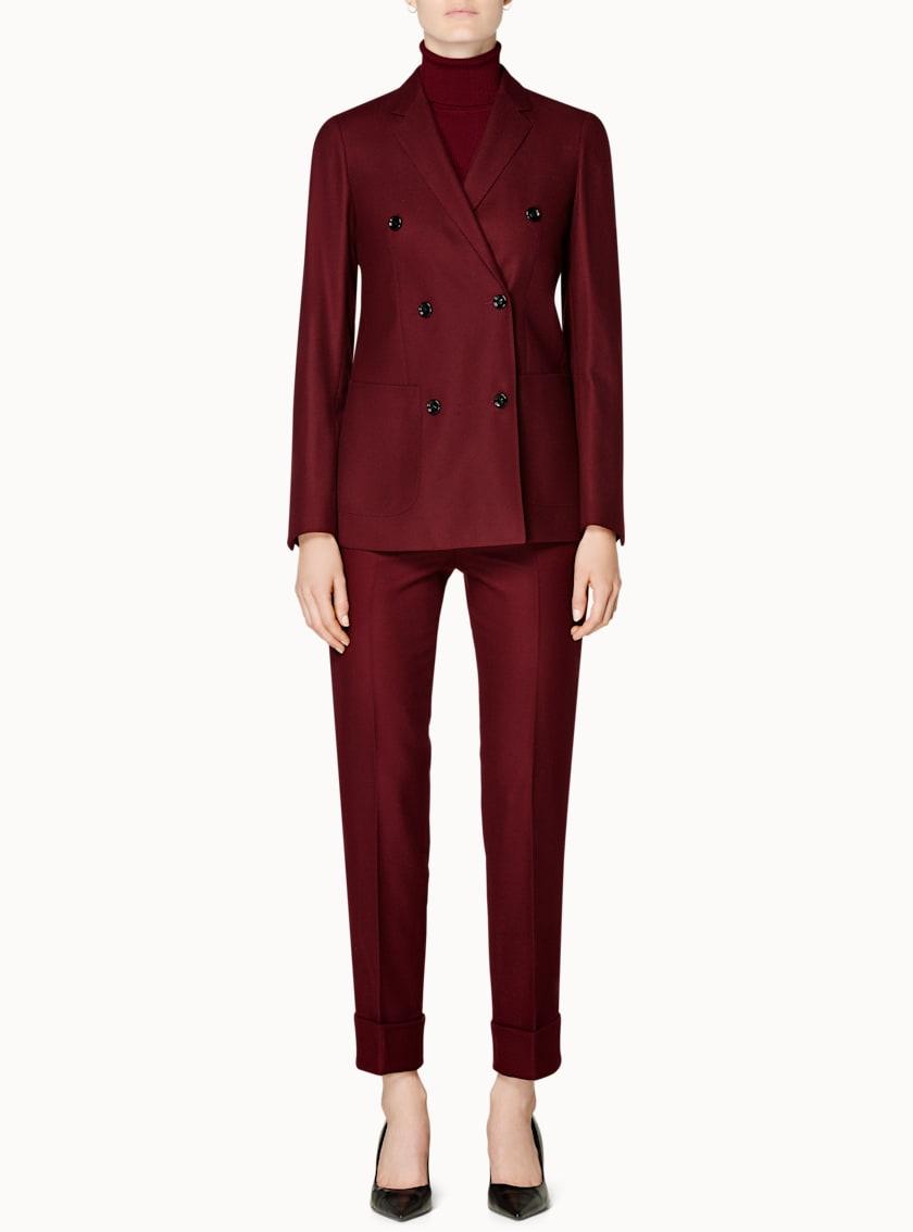 Joss Red Suit