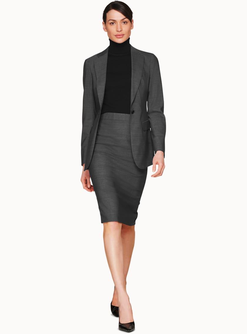 Cameron Grey Suit