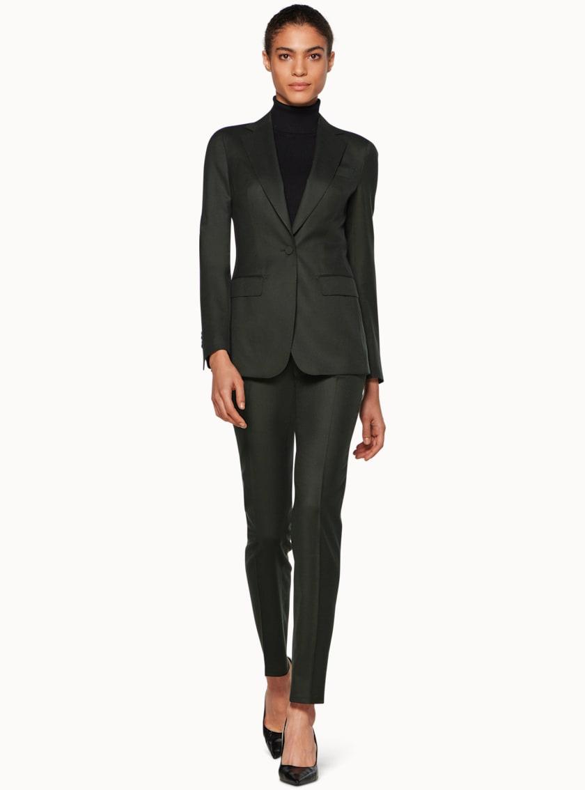 Cameron Deep Green Suit