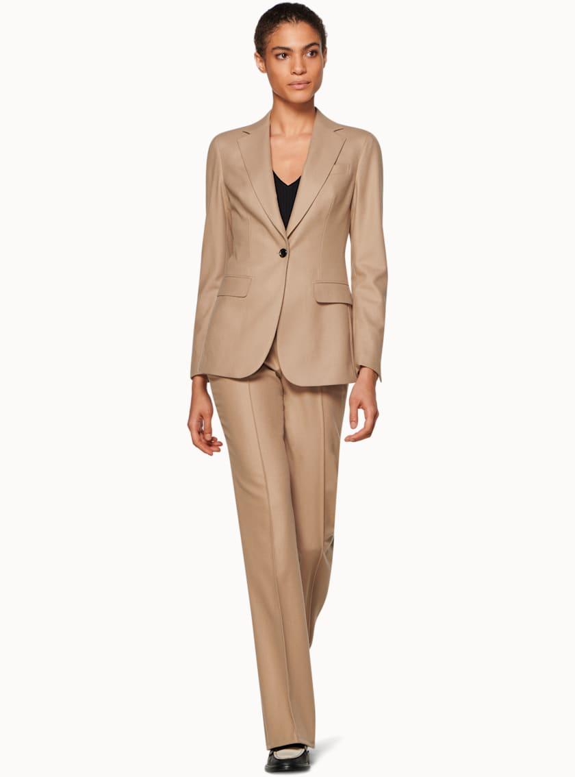 Cameron Camel Suit