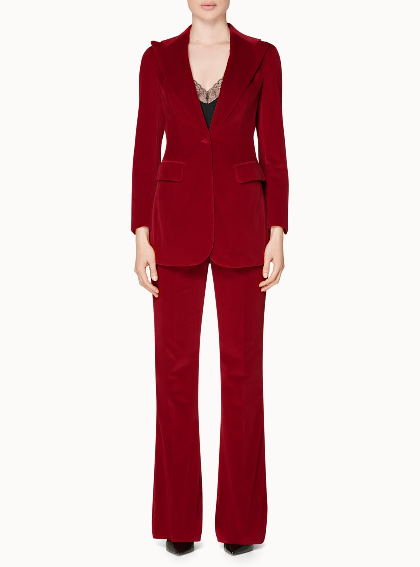 Cameron Red Suit