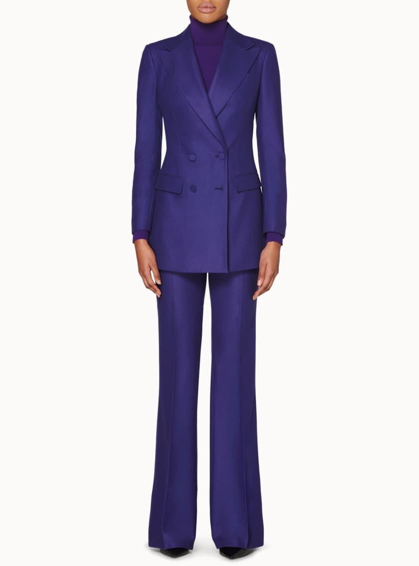 Cameron Purple Suit
