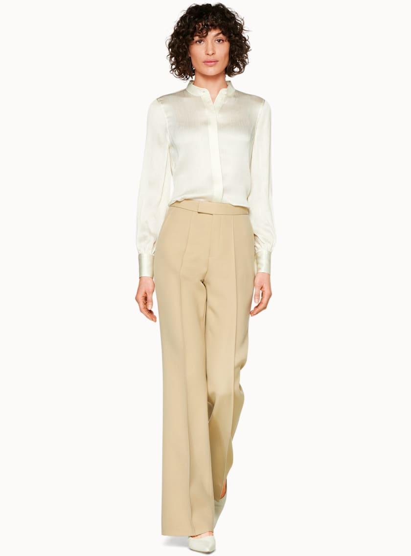 Ally Beige  Trousers