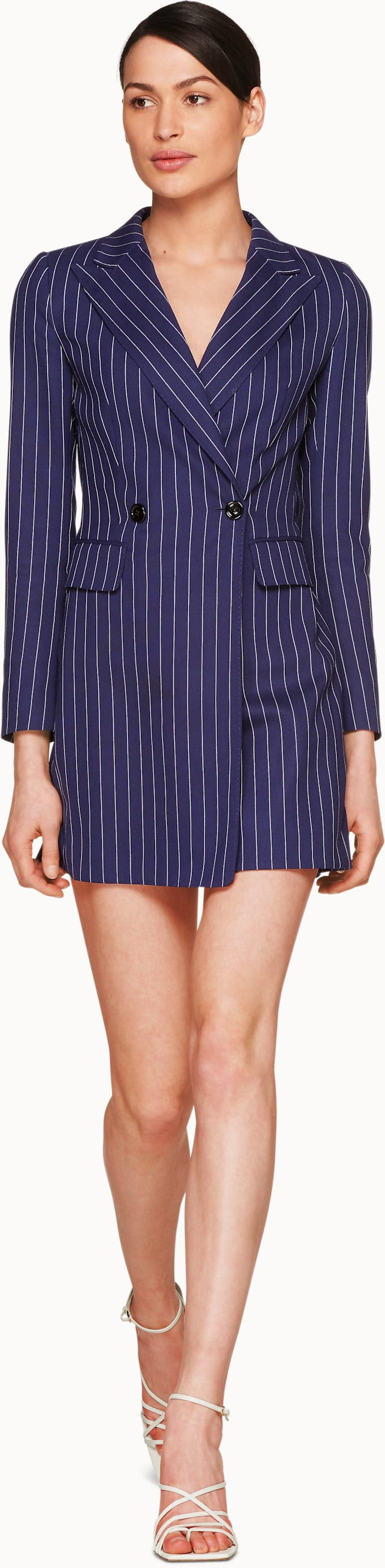 69f4feebc13 Trunk Navy Striped Playsuit Ljs0015