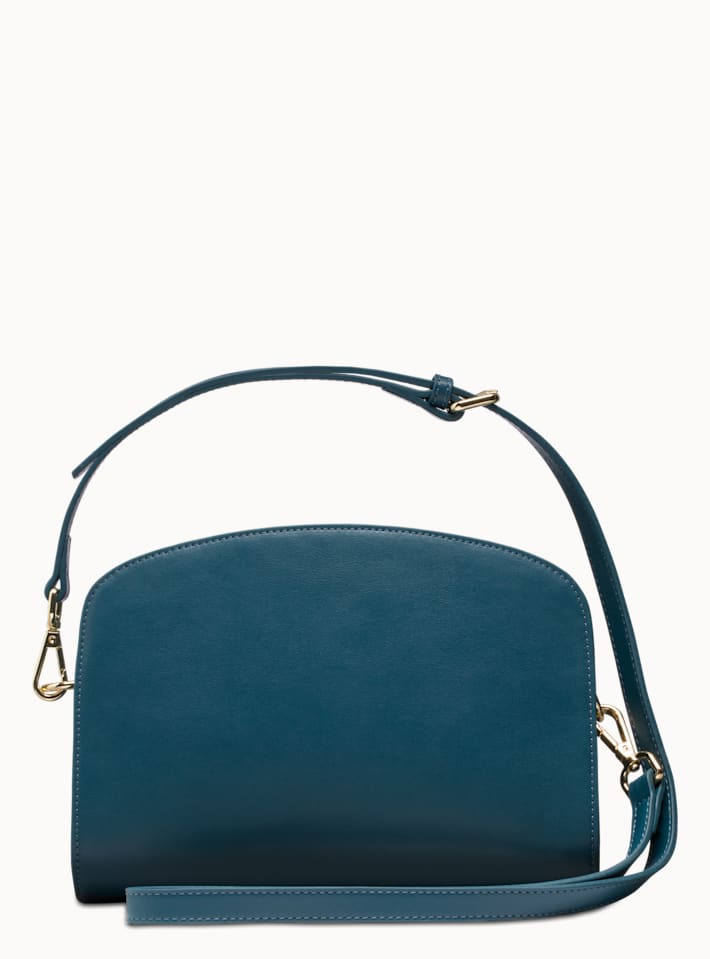 Teal Cross-Body Bag