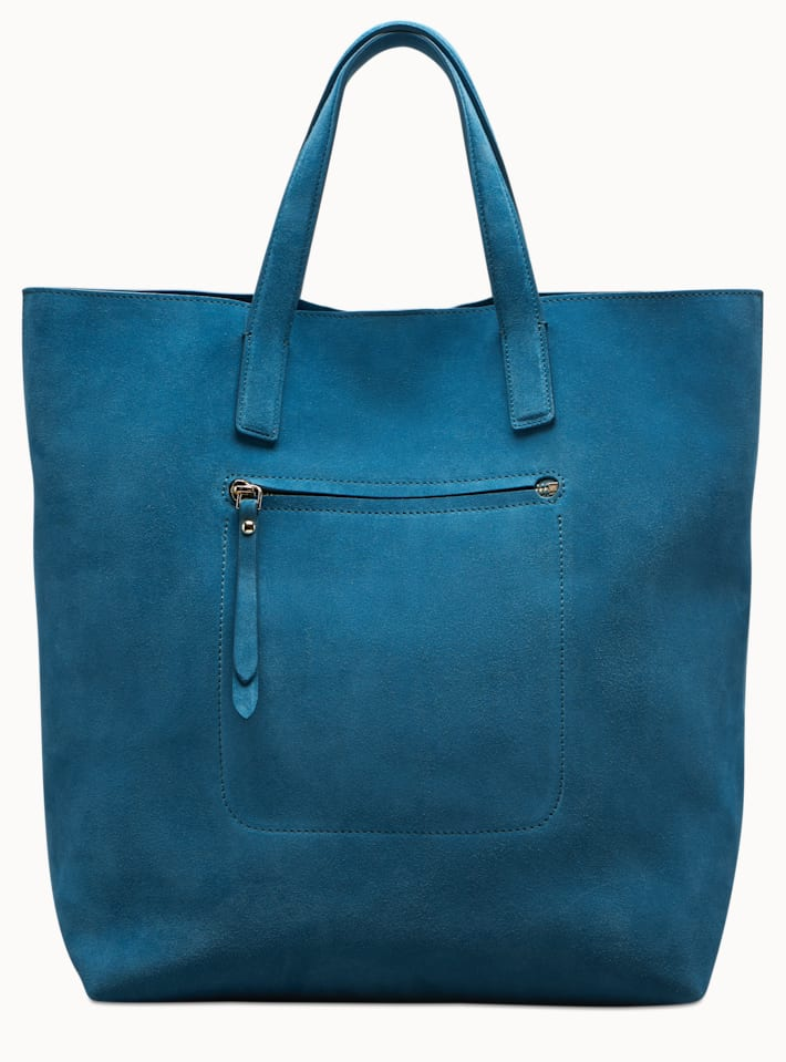 Teal Shopper