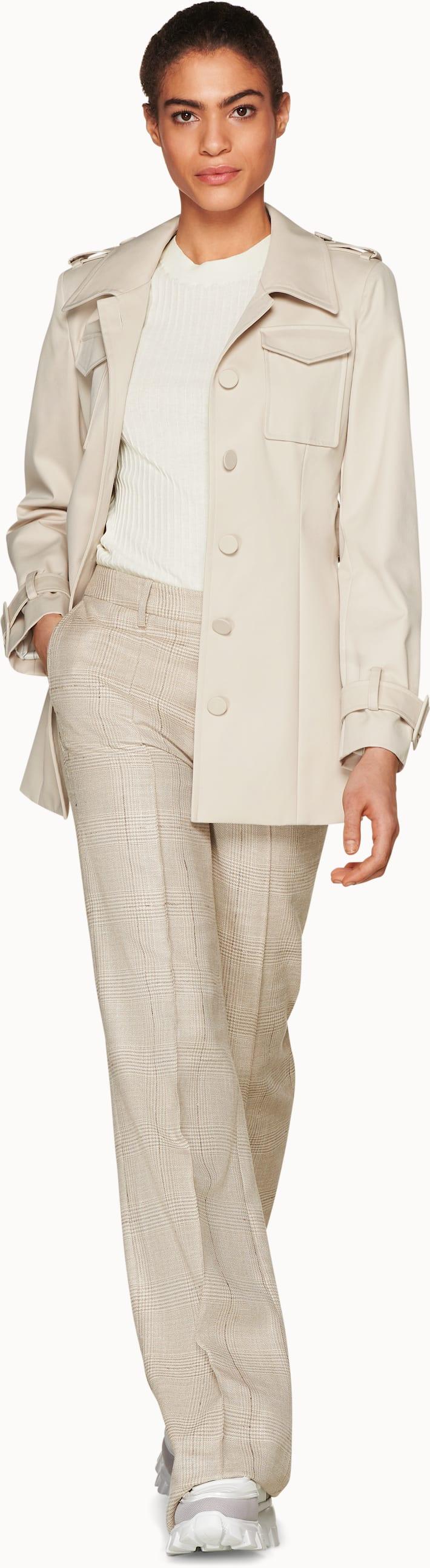 Davy Beige  Coat