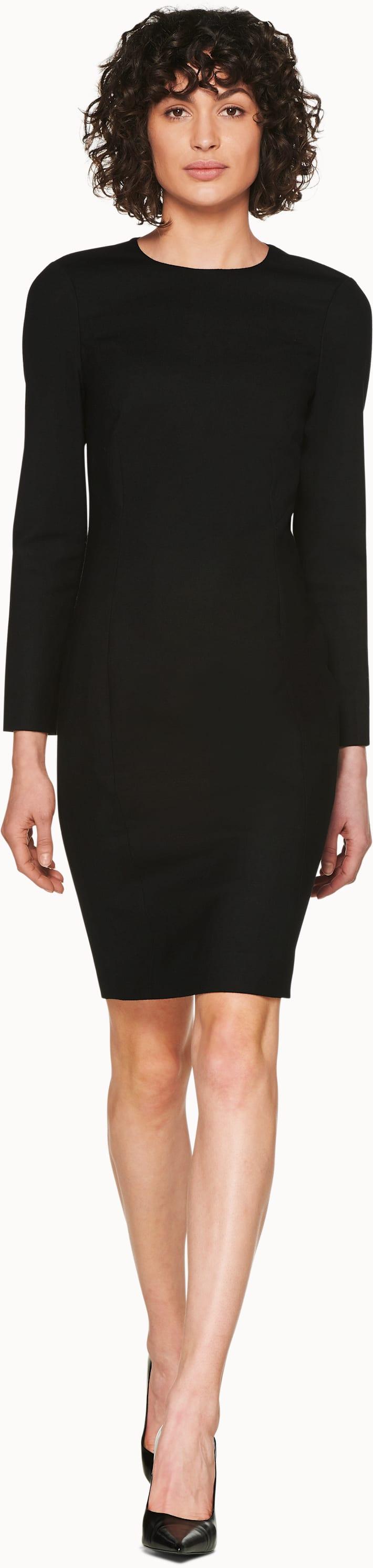 Carly Black  Dress