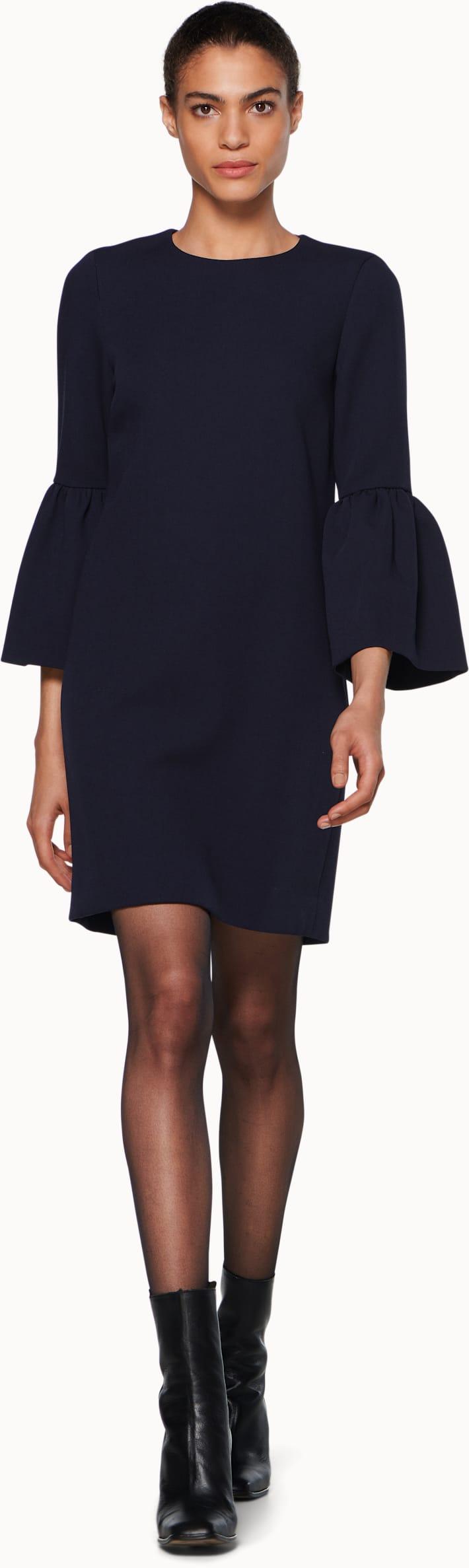 Coby Navy  Dress