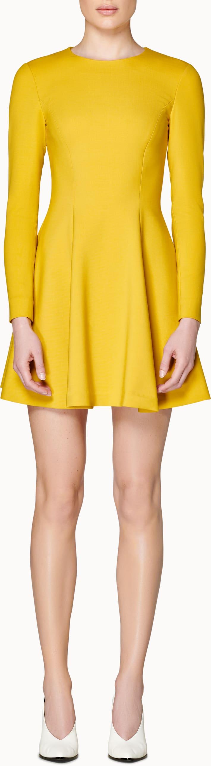 Alton Sunshine Yellow  Dress