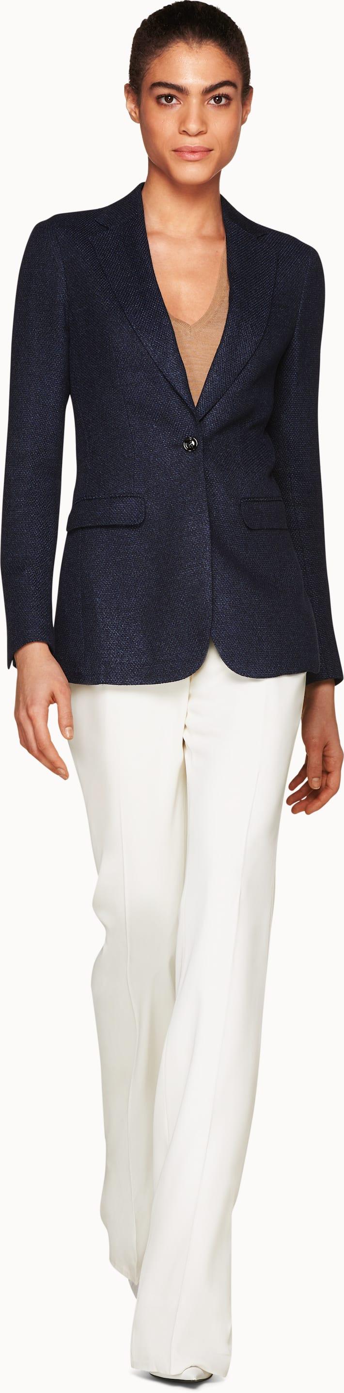 Cameron Blue  Jacket