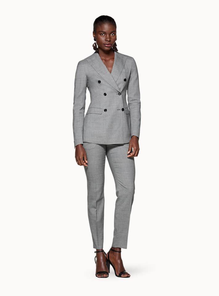 Cameron Light Grey Suit